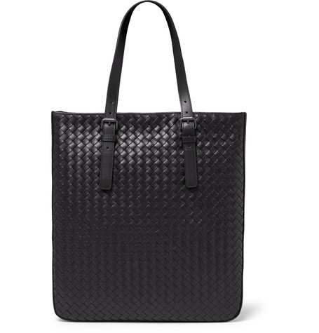 9931ba961318 Bottega Veneta - Intrecciato Leather Tote Bag