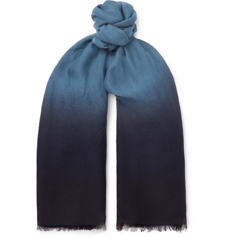 Dégradé Wool Scarf