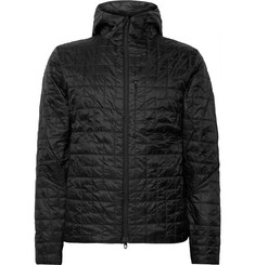 Lululemon Sky Loft Reversible Mesh-Panelled Glyde Hooded Jacket
