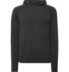 Lululemon Metal Vent Tech Stretch-Jersey Hoodie