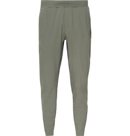 Lululemon In Mind Stretch-Shell and Ripstop Trousers
