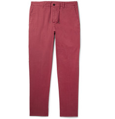 Altea - Dumbo Cotton-Blend Gabardine Drawstring Trousers