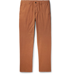 Altea Dumbo Cotton-Blend Gabardine Trousers