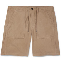 Altea Cotton-Corduroy Shorts