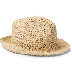 Altea Straw Trilby Hat
