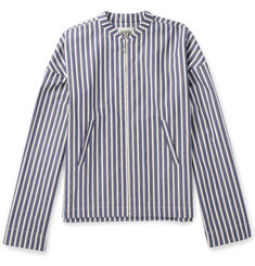 Connolly Striped Cotton Jacket