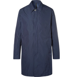 Mr P. Shower-Resistant Shell Raincoat