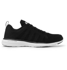 Techloom Pro Running Sneakers - Black