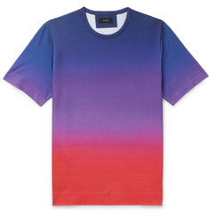 Joseph Dégradé Cotton-Jersey T-Shirt