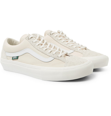 + Pop Trading Company Style 36 Pro Suede And Nylon Sneakers by Vans