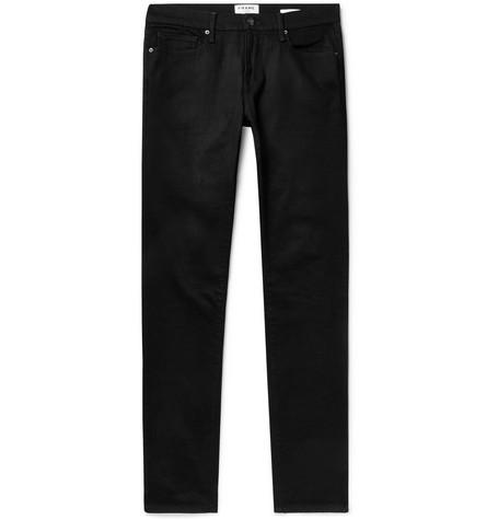 2256ab058ef FRAME - L'Homme Skinny-Fit Stretch-Denim Jeans