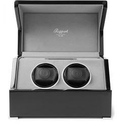 Rapport London - Perpetua III Lacquered Ebony Watch Winder