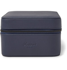 Rapport London - Hyde Park Zip-Around Leather Watch Box