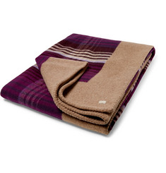 Asprey Reversible Wool Blanket