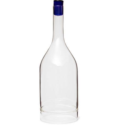 L'ATELIER DU VIN Perchée Glass Carafe in Clear