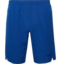 Nikecourt Flex Ace Tapered Dri-fit Tennis Shorts - Blue