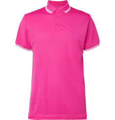 Nike Tennis - Contrast-Tipped Dri-FIT Tennis Polo Shirt