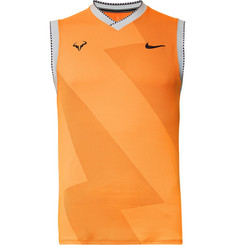 Nike Tennis Rafa Slim-Fit AeroReact Tennis Tank Top