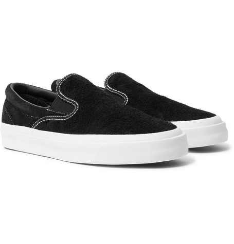 7297726cfdf4 Converse - One Star CC Suede Slip-On Sneakers