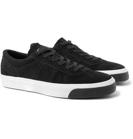 182c5eda0837 Converse One Star Cc Ox Suede Sneakers - Black