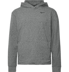 Nike Training Mélange Dri-FIT Yoga Hoodie