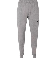 Nike Training Tapered Mélange Dri-FIT Sweatpants
