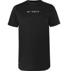 Nike Training Logo-Print Dri-FIT T-Shirt