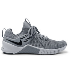 Nike Training Metcon Free Mesh and Neoprene Sneakers