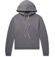 BILLY Cloud Oversized Loopback Cotton-Jersey Hoodie
