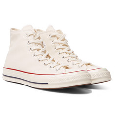 Converse - Chuck 70 Canvas High-Top Sneakers