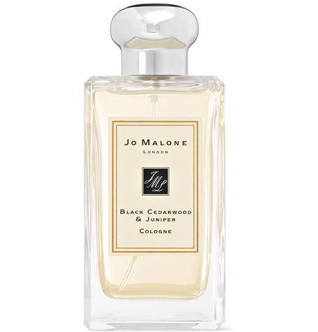 Black Cedarwood & Juniper Cologne, 100ml by Jo Malone London