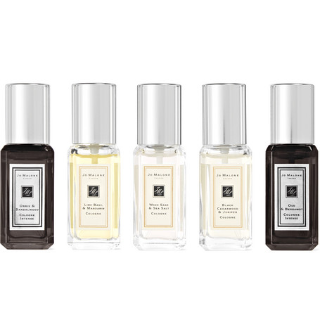 Jo Malone London – Men's Cologne Collection, 5 X 9ml – Colorless
