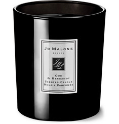 Jo Malone London Oud & Bergamot Cologne Intense Scented Candle, 200g