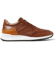 Tod's Sportivo Leather Sneakers