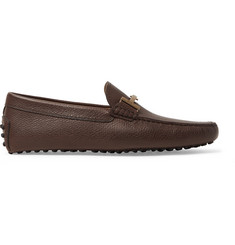 Tod's Full-Grain Leather Driving Shoes