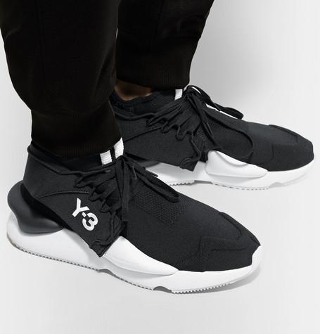 Kaiwa Mesh Sneakers by Y 3