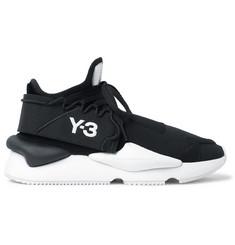 8ede37ae3 Y-3 Kaiwa Mesh Sneakers