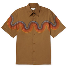 Dries Van Noten Embroidered Cotton-Twill Shirt