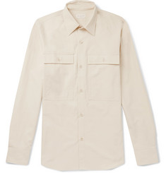 Dries Van Noten Slim-Fit Cotton-Poplin Shirt