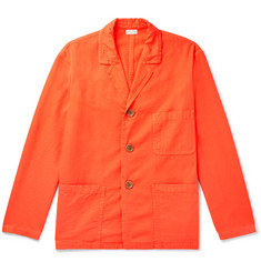 Dries Van Noten Cotton-Twill Chore Jacket