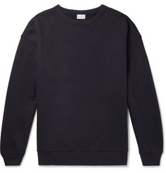 Dries Van Noten Oversized Loopback Cotton-Jersey Sweatshirt