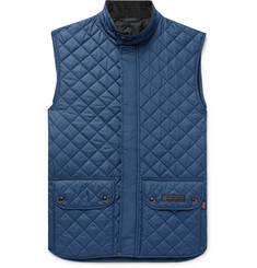 Belstaff - Slim-Fit Quilted Shell Gilet