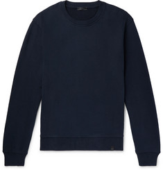 Belstaff Loopback Cotton-Jersey Sweatshirt