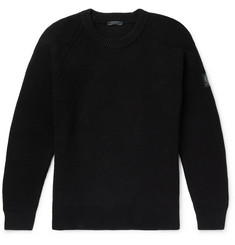 Belstaff Knitted Cotton Sweater