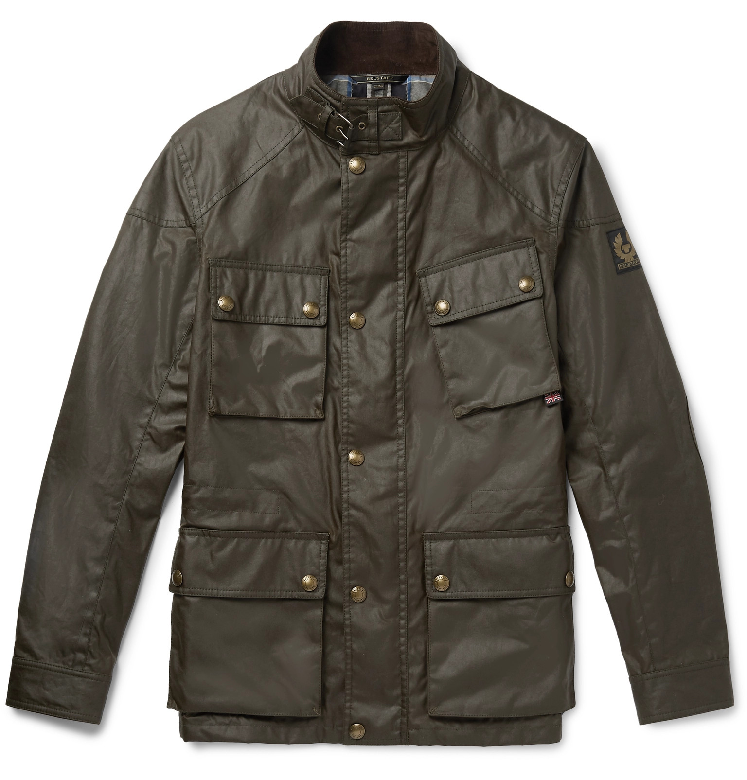 a6d6367694 Belstaff - Fieldmaster Waxed-Cotton Jacket