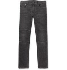 Belstaff Skinny-Fit Panelled Stretch-Denim Jeans