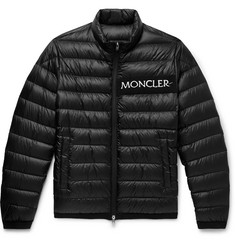 Moncler - Neveu Quilted Shell Down Jacket