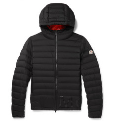 Moncler Dreux Quilted Shell Hooded Down Jacket