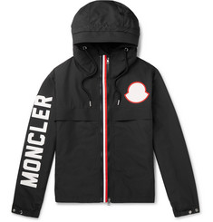 Moncler Montreal Printed Shell Hooded Jacket