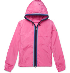Moncler Anton Shell Hooded Jacket
